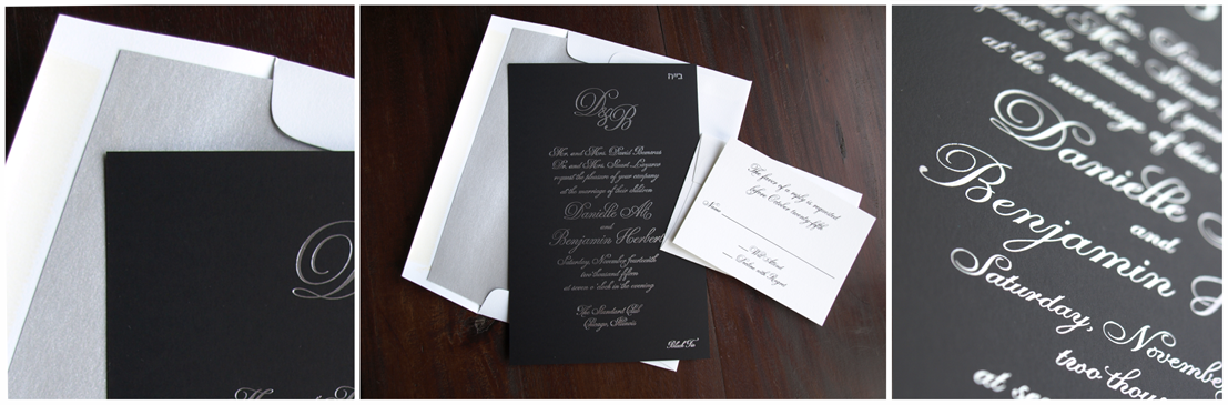 erickson-design-invitation-suite-silver-foil-on-black