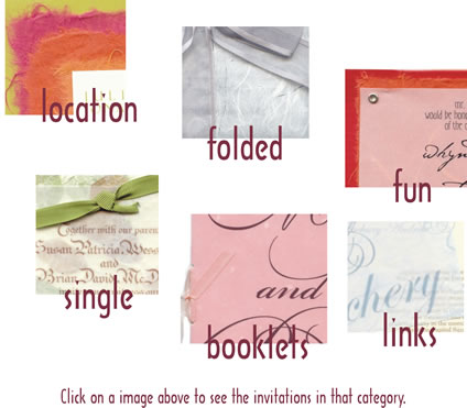 wedding invitations links